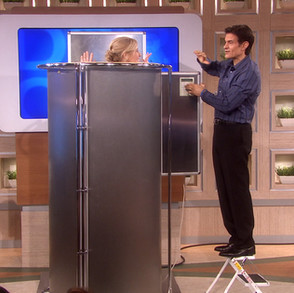 Dr. Oz explains the process and benefits of Whole Body Cryotherapy