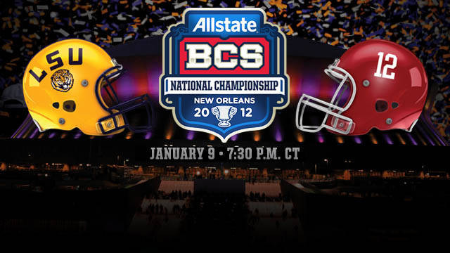 Win a Trip to the BCS National Championship!