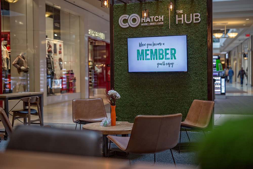 COhatch The Hub at Polaris Fashion Palace