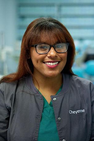 Cheyenne Nelson