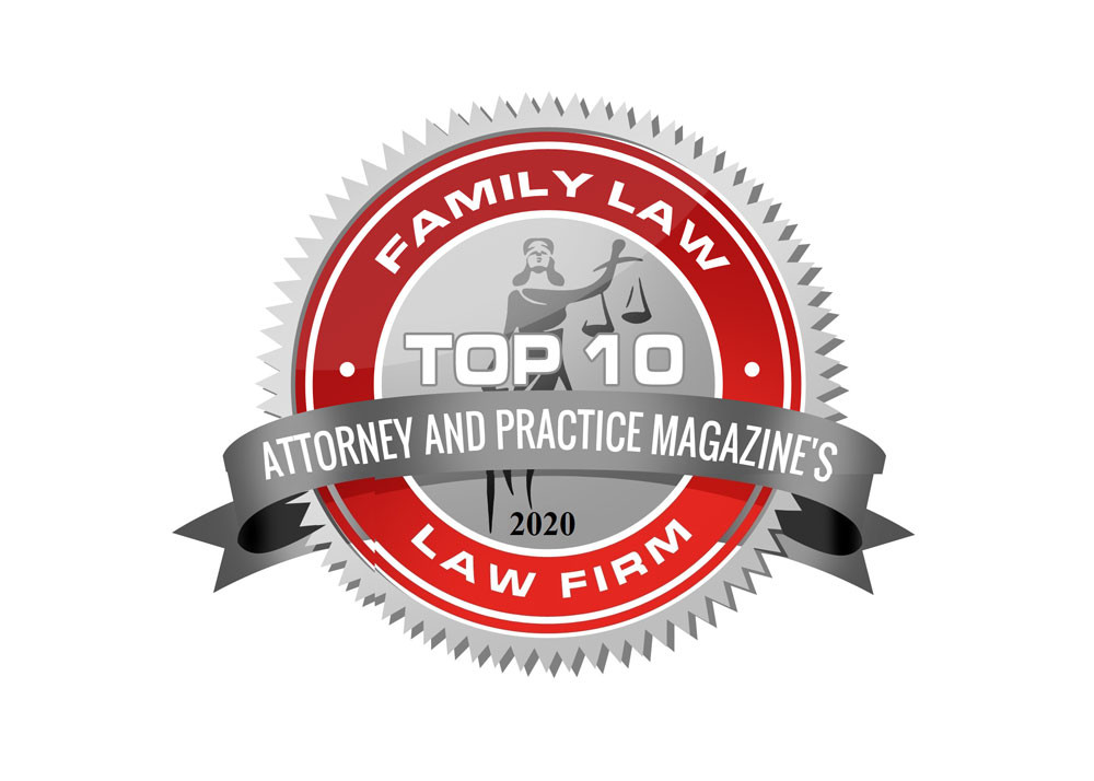 Attorney and Practice Magazine Top 10 Family Law Firm