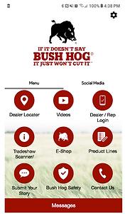 Bush Hog App