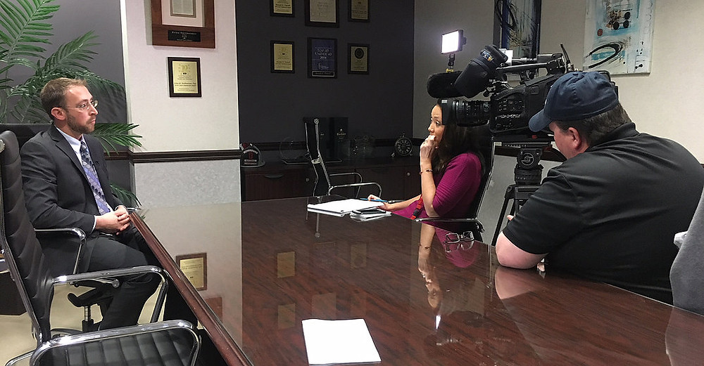 Associate Chris Trolinger Speaks With ABC6 On Your Side