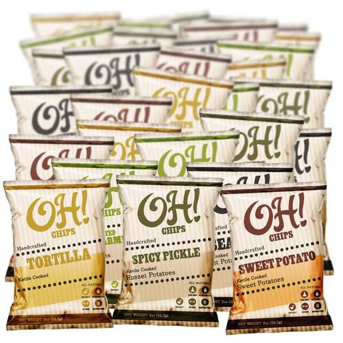 order potato chips columbus ohio oh chips