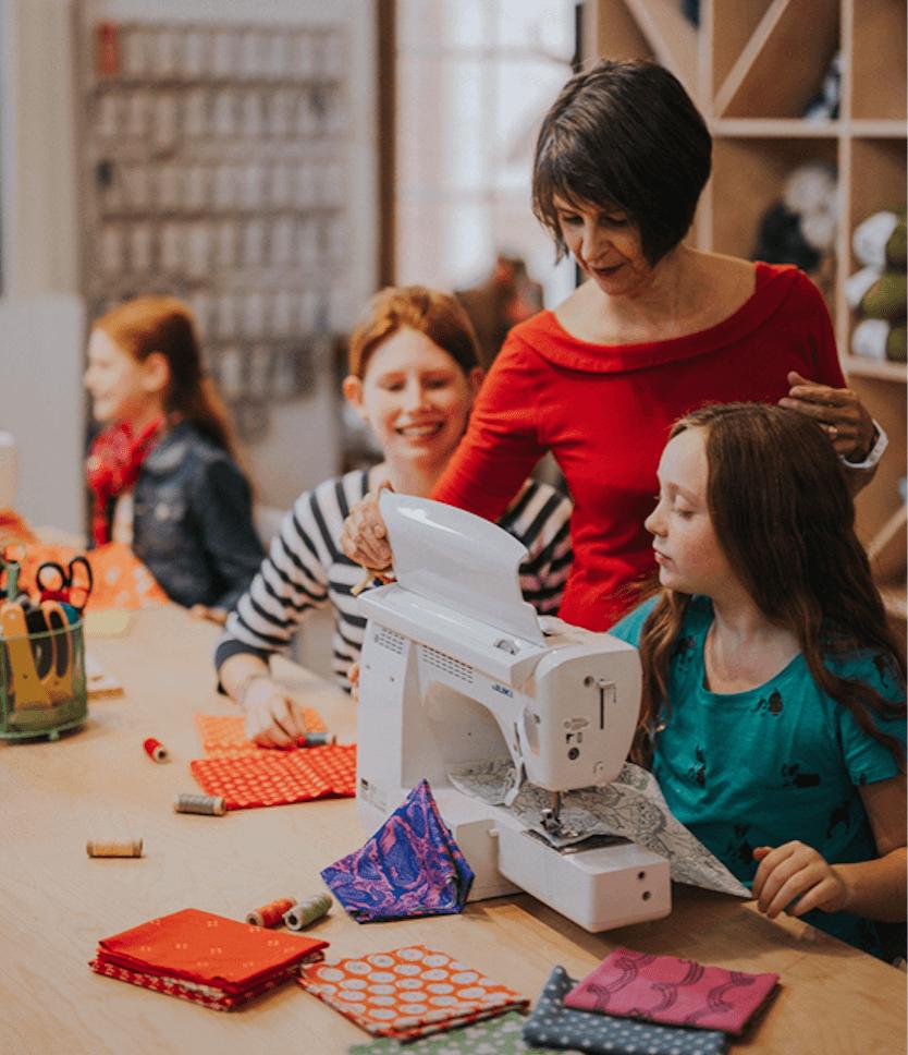 Sewing, Knitting, quilting | Columbus, Ohio | Sew to Speak