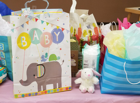 Lighthouse Ministries Host Baby Shower Fundraiser