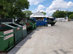 24/7 Household Recycling Drop Off