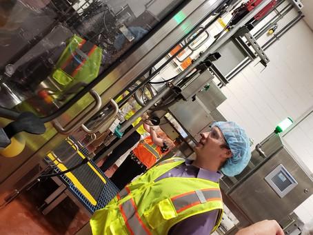 Rep. Casey Weinstein PepsiCo Beverages North America Twinsburg Tour