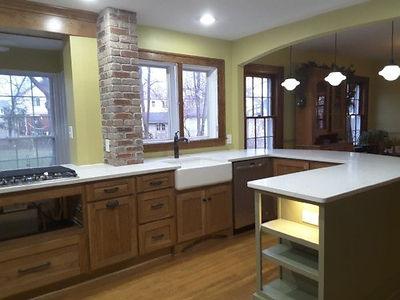Kitchen & Bathroom Remodeler in Columbus, Ohio