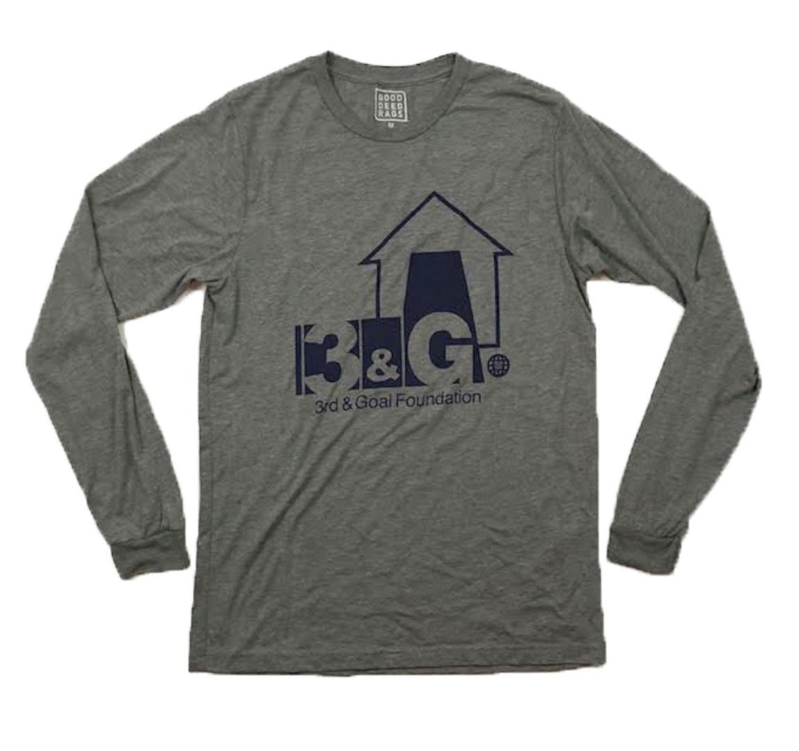3rd & Goal Foundation Long Sleeve Shirt
