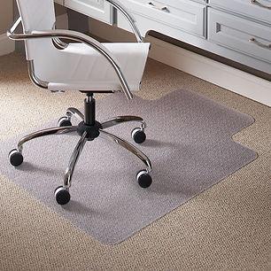 Chair Mat 45x53 w/ Lip