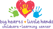 Big Hearts Little Hands Logo