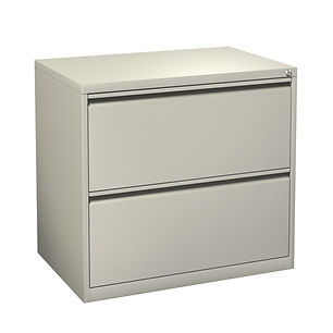 OS Metal Lateral File 2-Drawer