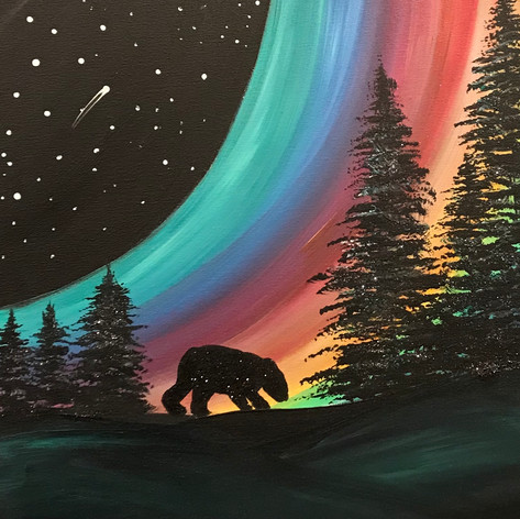 Alaskan Nights
