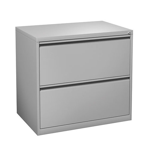 Office Source Metal Lateral File 2-Drawer