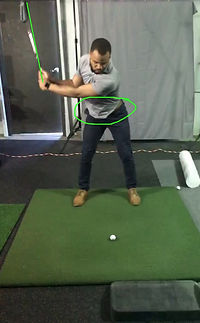 Position 4: Downswing