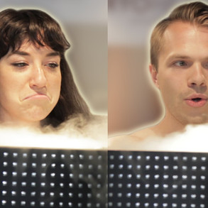 BuzzFeed: People try Cryotherapy for the First Time
