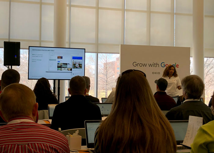 Grow with Google Columbus Ohio