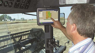 Yield Monitors & Mapping