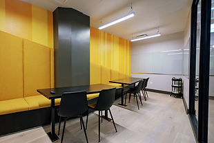 Black & Gold Room