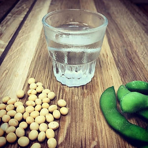 Soybean-Based Spirits
