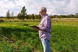 CropMetrics Precision Irrigation Management