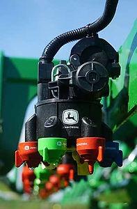 ExactApply™ Intelligent Nozzle Control