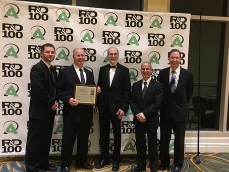 Ohio Soybean Council Celebrates 9th and 10th R&D 100 Awards