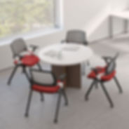 OS Laminate Round Table 48R