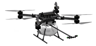 Carrier HX8 Sprayer Drone