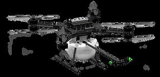 Carrier HX8 Sprayer Drone