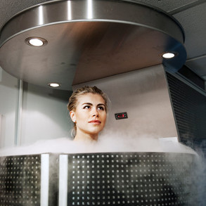 Cryotherapy helps workaholics to Relax and Recover [Source: New York Times]