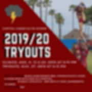 Capital Cheer Elite Storm 2019_20 Tryout
