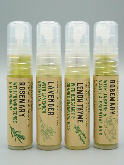 Herbal Hand Sanitizer Spray 5ml