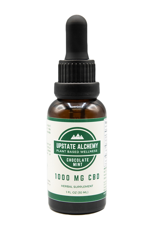 Chocolate Mint CBD Tincture 1000mg
