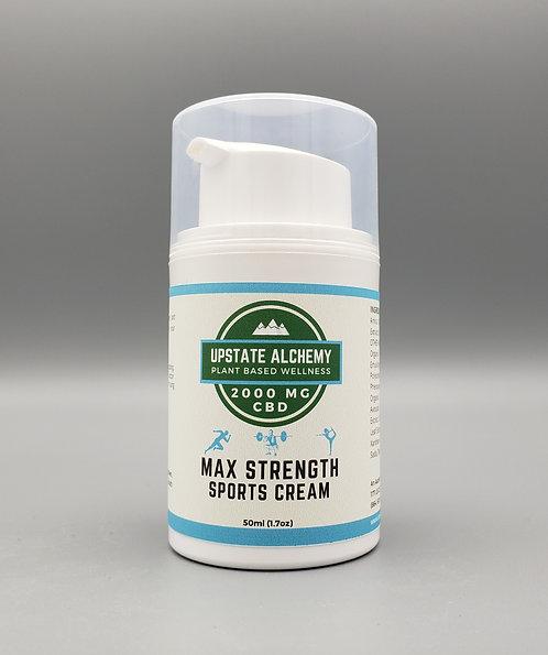 Maximum Strength CBD Relief Cream