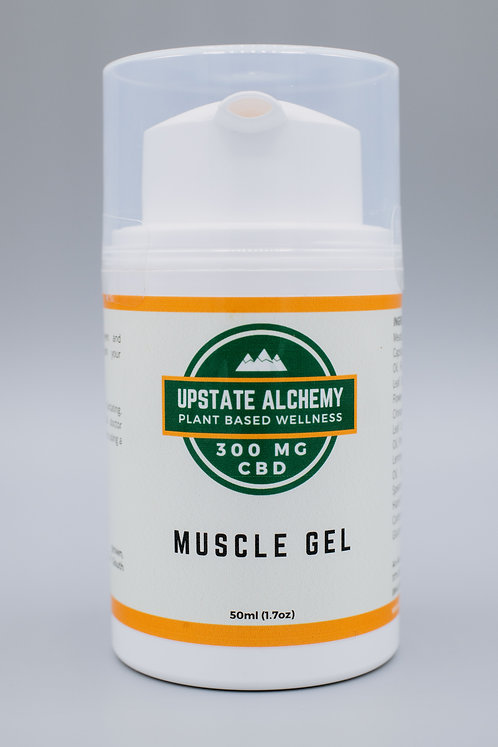 300mg CBD Muscle Gel 1.7oz