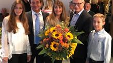 Sabine Welte-Hauff, nouveau maire d'Aspach