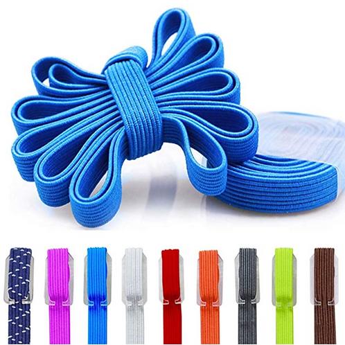 No-Tie, Elastic Shoelaces