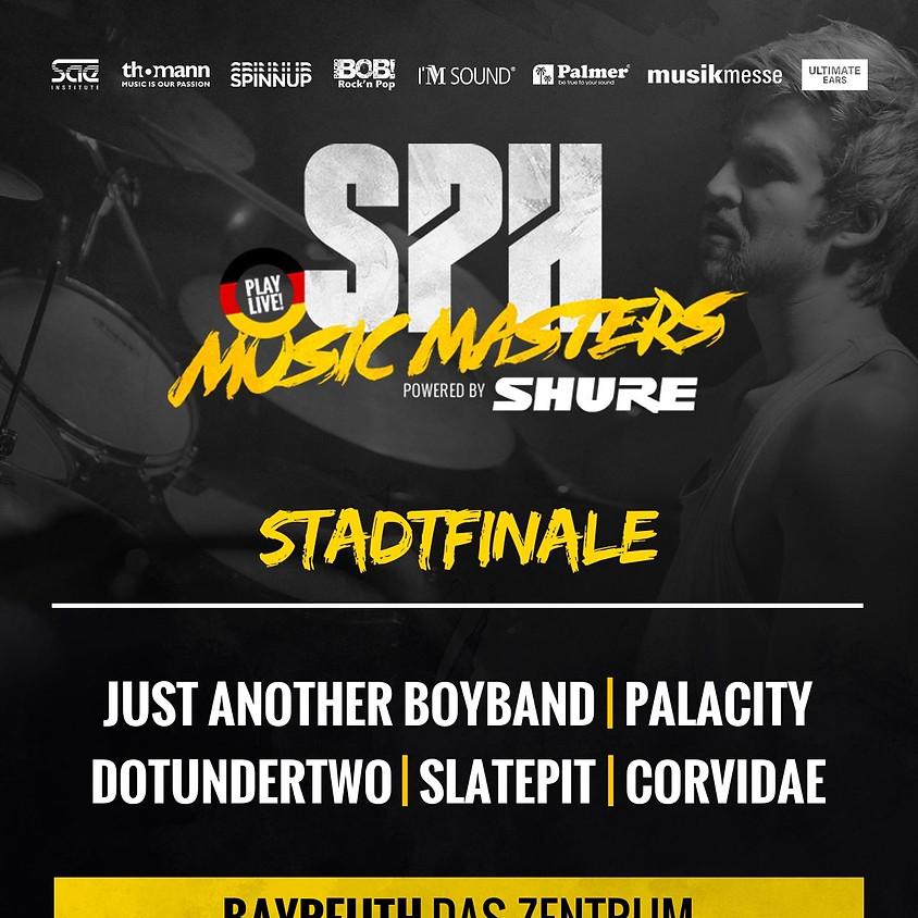 SPH Music Masters Stadtfinale Bayreuth