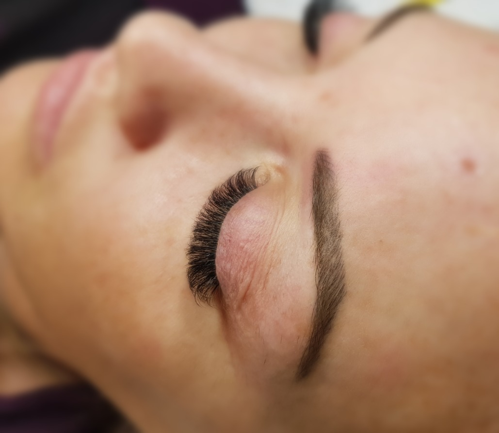 Microblading at Lash CC