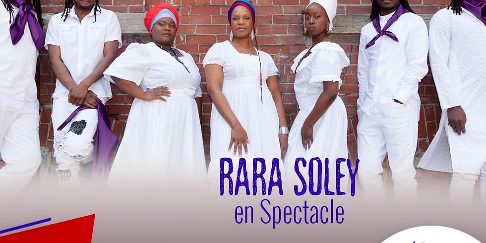 Rara Soley en Spectacle/on Stage @ Haïti en Folie 2019
