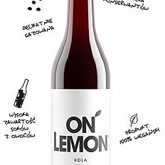 ON Lemon Kola, 0,33 l
