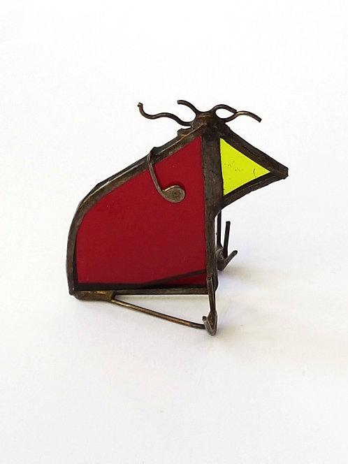 Red and Yellow Little Tweetie Bird