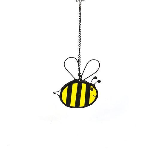 Happy Bumble Bee