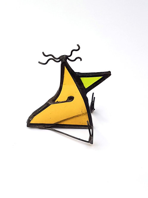 Yellow and Blue Little Tweetie Bird