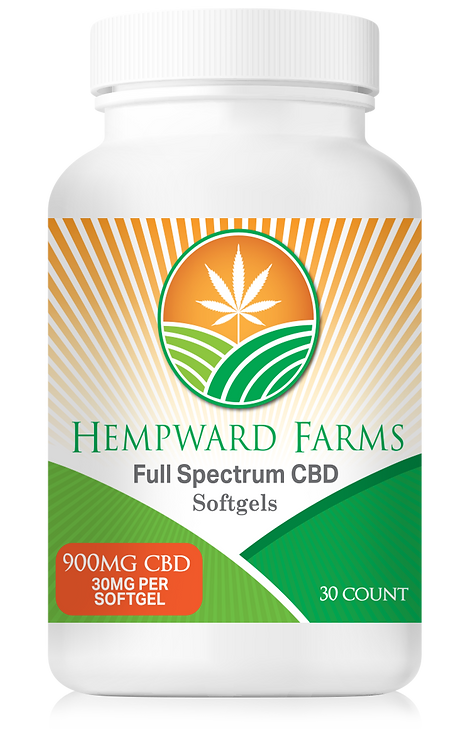 CBD Softgels 30mg