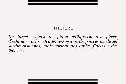 Étiquette : Théière