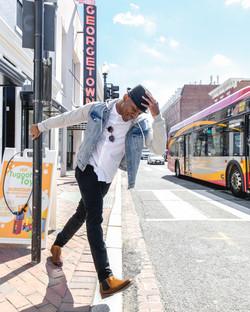 Portrait, Fashion, Georgetown