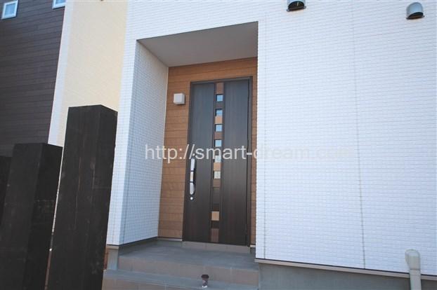 SMART BOX A 玄関